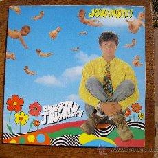 Disques de vinyle: JOVANOTTI - GIOVANI - LP ED 1990. Lote 36678348
