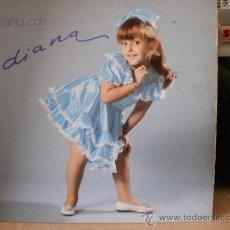 Discos de vinilo: DIANA CANTA CON DIANA. Lote 36737415