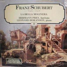 Discos de vinilo: FRANZ SCHUBERT. Lote 36737465