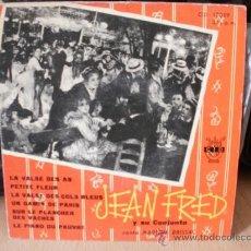 Discos de vinilo: JEAN FRED Y SU CONJUNTO. Lote 36737527
