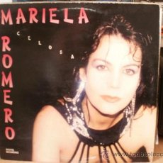 Discos de vinilo: MARIELA ROMERO CELOS. Lote 36737584