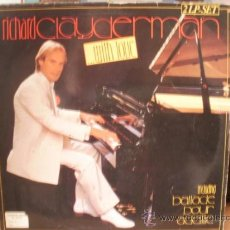 Discos de vinilo: RICHARD CLAYDERMAN WITH LOVE 1 CON 2 DISCOS. Lote 36737616