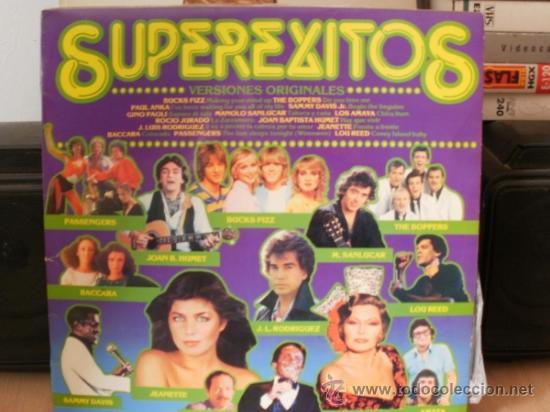 SUPEREXITOS (Música - Discos - LP Vinilo - Grupos Españoles de los 70 y 80)