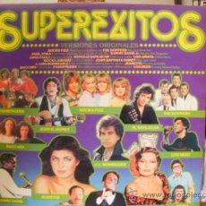 Discos de vinilo: SUPEREXITOS. Lote 36737627