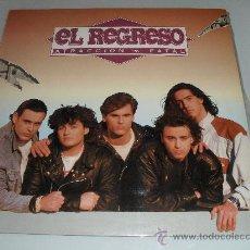 Discos de vinilo: EL REGRESO - ATRACCION FATAL 1991. Lote 36756085
