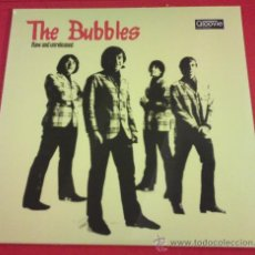 Discos de vinilo: THE BUBBLES - RAW AND UNRELEASED ( LP REEDITION ) 60S BRASIL GARAGE, PSYCH. Lote 184101645