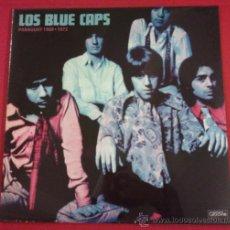 Discos de vinilo: LOS BLUE CAPS - PARGUAY 1969-72 ( LP REEDITION ) 60S PARAGUAY BEAT. Lote 177864108