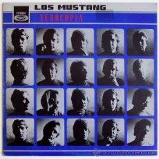 Discos de vinilo: LOS MUSTANG - XEROCOPIA (THE BEATLES) - LP SPAIN 1981 - MOVIEPLAY 17.3120/2. Lote 36661565