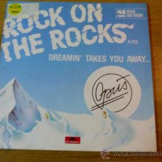 Discos de vinilo: OPUS.ROCK ON THE ROCKS.. Lote 36671831