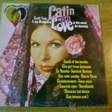 Discos de vinilo: LATIN WHIT LOVE. GEOFF LOVE AND HIS ORCHESTRA.. Lote 36675698