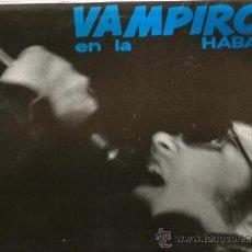 Discos de vinilo: LP VAMPIROS EN LA HABANA : SURFIN´ LLOBREGAT . Lote 36676559