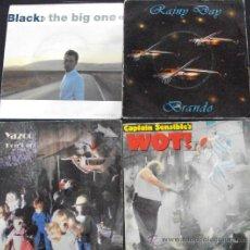 Discos de vinilo: MUSICA DISCO EXITOS AÑOS 80. Lote 36678148