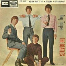 Discos de vinilo: THE BEATLES EP SELLO EMI-ODEON AÑO 1966 EDITADO EN ESPAÑA. Lote 36680336