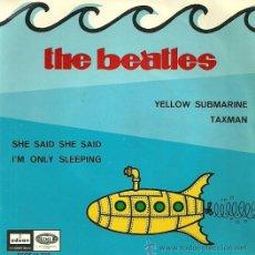 Discos de vinilo: THE BEATLES EP SELLO EMI-ODEON AÑO 1966 EDITADO EN ESPAÑA. Lote 36680398