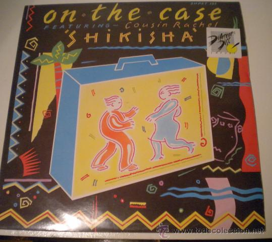 ON THE CASE - SHIKISHA - 1988 - SUPREME (Música - Discos de Vinilo - Maxi Singles - Disco y Dance)