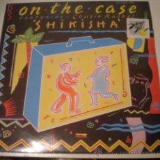 Discos de vinilo: ON THE CASE - SHIKISHA - 1988 - SUPREME. Lote 36688130