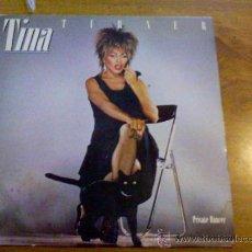 Discos de vinilo: TINA TURNER. PRIVATE DANCER.. Lote 36691320