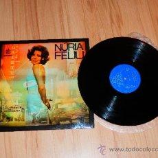 Discos de vinilo: NURIA FELIU HISPA VOX LP VINILO 1975 COMO NUEVO . Lote 36708083