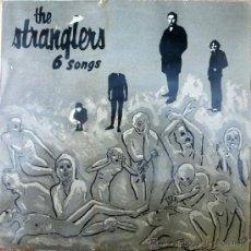 Discos de vinilo: STRANGLERS. 6 SONGS. EMIAL, GRECIA 1986 LP SEIS TEMAS RARO. Lote 36691689