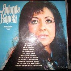 Discos de vinilo: LP ANTOÑITA PEÑUELA. Lote 36704081