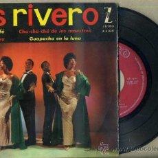 Discos de vinilo: LOS RIVERO : MOLIENDO CAFÉ (1962). Lote 36715538