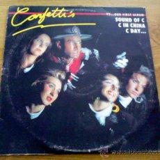 Discos de vinilo: CONFETTIS. 92. Lote 36717090