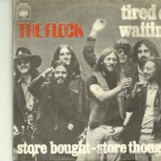 Discos de vinilo: THE FLOCK SINGLE SELLO CBS AÑO 1970 EDITADO EN ESPAÑA. Lote 36717899