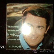 Discos de vinilo: ALAIN BARRIERE - LES GUINGUETTES + 3. Lote 36727358