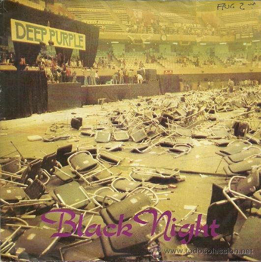 DEEP PURPLE SINGLE SELLO HARVEST AÑO 1970 EDITADO EN INGLATERRA (Música - Discos - Singles Vinilo - Pop - Rock - Extranjero de los 70)