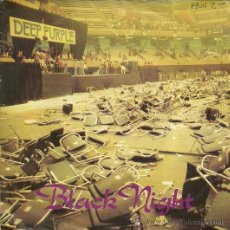 Discos de vinilo: DEEP PURPLE SINGLE SELLO HARVEST AÑO 1970 EDITADO EN INGLATERRA . Lote 36721862