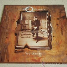 Discos de vinilo: ROY ORBISON ( YOU GOT IT - THE ONLY ONE - CRYING ) 1989 - GERMANY MAXI45 VIRGIN. Lote 36733050