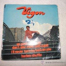 Discos de vinilo: VIGON / UN PETIT ANGE NOIR / BARCLAY 1967. Lote 36735276