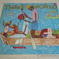 Discos de vinilo: THIRD WORLD ( JOURNEY TO ADDIS ) ENGLAND - 1978 LP33 ISLAND RECORDS. Lote 4441604