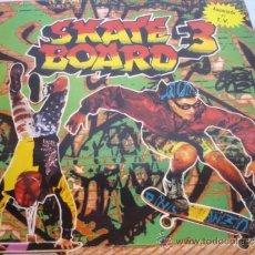 Discos de vinilo: SKATE BOARD 3 2LP. Lote 36740191