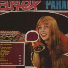 Discos de vinilo: LP-MARFER PARADE VOL.3-30011-1966-RENATA QUIQUE ROCA MARSHALLS. Lote 37107046