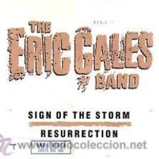 Discos de vinilo: ERIC GALES BAND - SINGLE. Lote 36754348