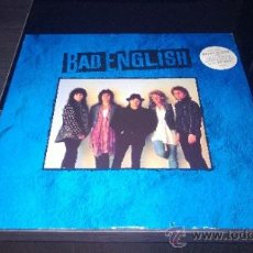 Disques de vinyle: BAD ENGLISH - FORGET ME NOT. Lote 36756710
