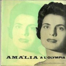 Discos de vinilo: AMALIA RODRIGUES EP SELLO COLUMBIA EDITADO EN PORTUGAL. Lote 36756758