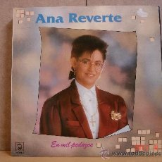 Discos de vinilo: ANA REVERTE - EN MIL PEDAZOS - HORUS 42.001 - 1989. Lote 36760401