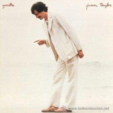 Discos de vinilo: VINILO JAMES TAYLOR - GORILLA (1975). Lote 36765548
