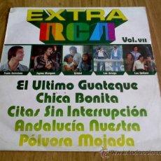 Discos de vinilo: EXTRA RCA. VOL. VII. Lote 36767081