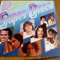 Discos de vinilo: SUPER DISCO. 1980. Lote 36774316