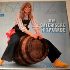Discos de vinilo: LISA FITZ - DIE BAYERISCHE HITPARADE - RECORD MUSIC . Lote 36775147