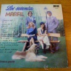 Discos de vinilo: LOS SESENTA. MARFIL.. Lote 36786170