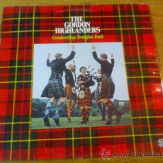 Discos de vinilo: THE GORDON HIGHLANDERS. DOUGLAS FORD.. Lote 36786710