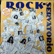 Discos de vinilo: VVAA. ROCK-SERVATORIO, CON-CIERTO SECRETO. MISTER-BOX, ESP. 1988 LP. Lote 36777831