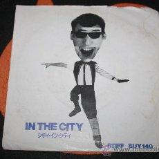 Dischi in vinile: MADNESS - CARDIAC ARREST / IN THE CITY - STIFF RECORDS 140 - 1982 . Lote 36779878