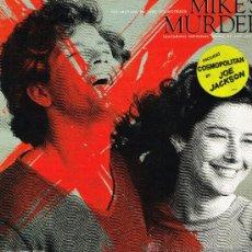 Discos de vinilo: MIKE'S MURDER - LP 1983. Lote 36800578