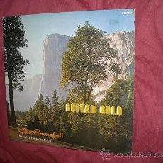 Discos de vinilo: STAN CAPPS AND HIS PIANO FEATURING GLEN CAMPBELL LP GUITAR GOLD VER FOTO ADICIONAL. Lote 36801930