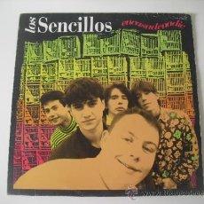 Discos de vinilo: LP - LOS SENCILLOS - ENCASADENADIE - (ESPAÑA-ARIOLA-1992) POP ROCK LP BONITO ES... . Lote 36804912
